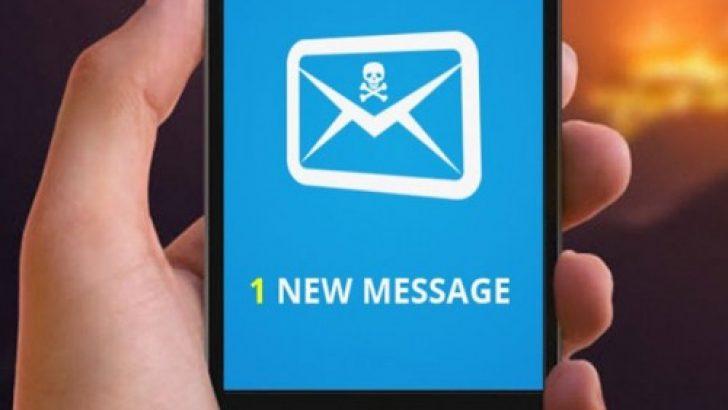 iPhone'u çökerten yeni mesaj!