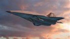 Lockheed Martin'in insansız gizemli süpersonik uçağı SR-72