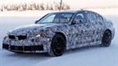Yeni nesil 2020 BMW M3