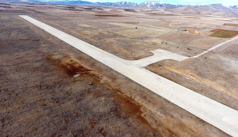 Bir yeni havalimanı daha geliyor