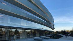 Apple'ın 5 milyar dolarlık yeni ofisinden ilk görüntüler!