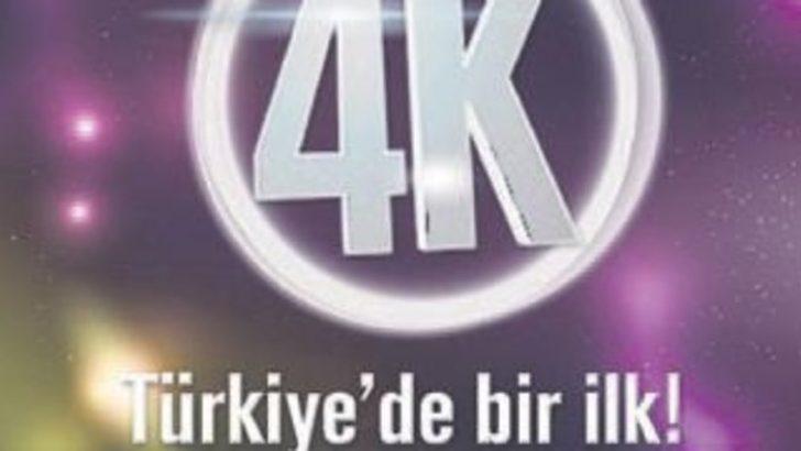 Müzik kanallarında 4K yayın kalitesi başladı