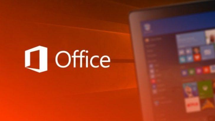 Office 2019 yalnızca Windows 10'da çalışacak!