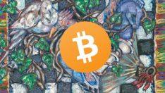 50 bin dolarlık Bitcoin resminin şifresi çözüldü!