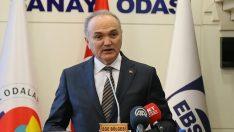 Bakan Özlü'den 'İzmir Teknoloji Üssü' açıklaması