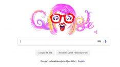Aysel Gürel'in 89. yaş günü Doodle oldu