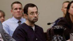 ABD jimnastik takımının eski doktoru '256 sporcuya cinsel istismarda bulundu'