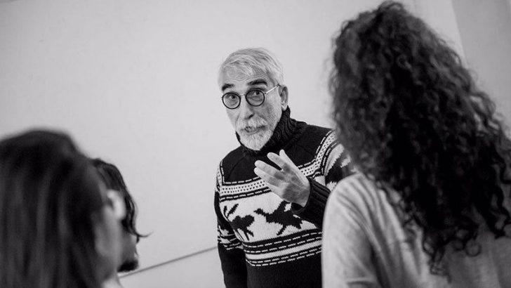 Cezmi Baskın Avusturya'da oyunculuk dersi verdi