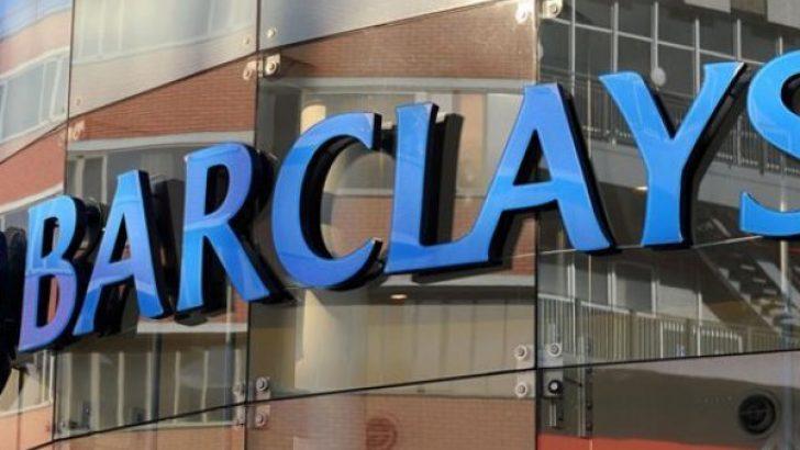 İngiliz bankası Barclays'ten büyük zarar