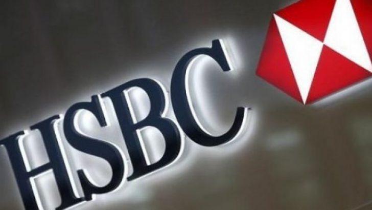 HSBC net karını yüzde 10 artırdı
