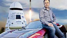 Uzaya üstü açık araba gönderen Elon Musk'ın yeni hedefi ne?