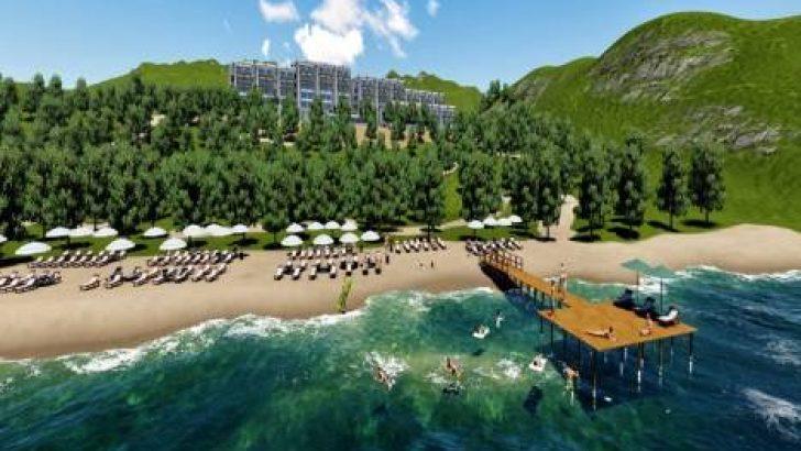 Bodrum Iasos Beach Club' da fiyatlar 300 bin TL' den başlıyor!