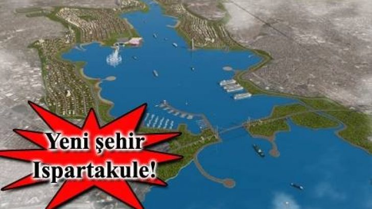 Ispartakule mega projelerle yeni bir şehir olacak!
