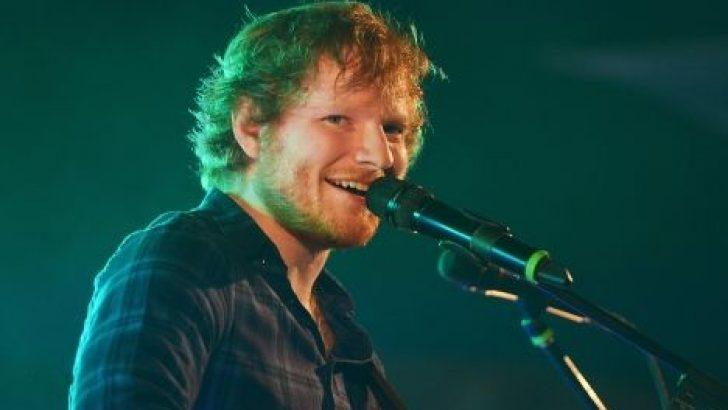 Ed Sheeran, İngiltere'den köy satın aldı!