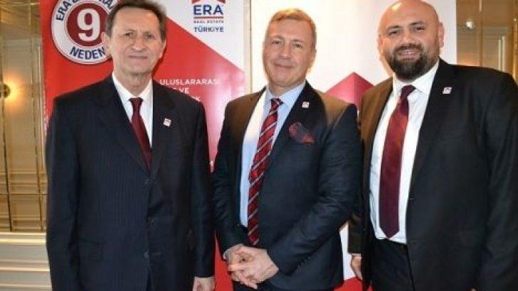 ERA Gayrimenkul Türkiye 2017'de 1,2 milyar TL'lik satışa aracılık etti!