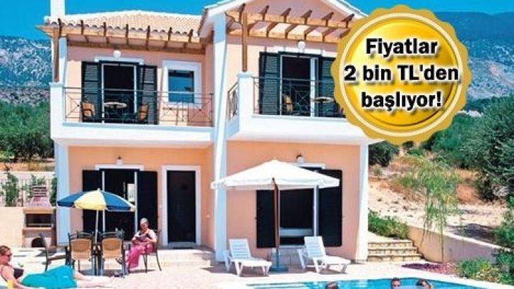 Yazlık villa kiralarken nelere dikkat edilmeli?