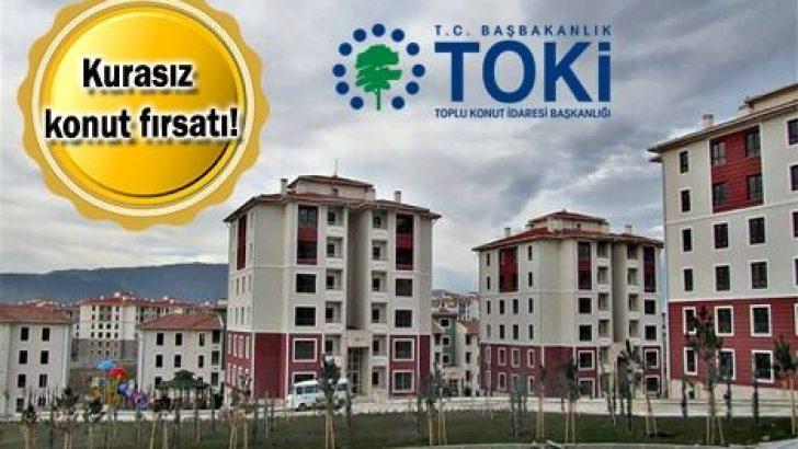 TOKİ'nin Şubat ayında satışa çıkaracağı alt gelir projeleri!
