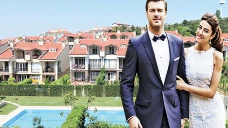 Kıvanç Tatlıtuğ Göktürk'te 15 bin TL'ye villa kiraladı!