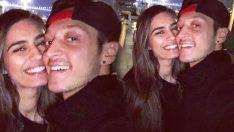 Mesut Özil, Amine Gülşe'ye öpüşme yasağı koydu mu?