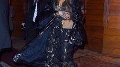 Stil Kraliçesi Rihanna, New York Gecelerinde!