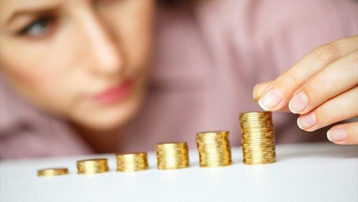 Biriktiren kadınlar erkeklerden daha zengin!