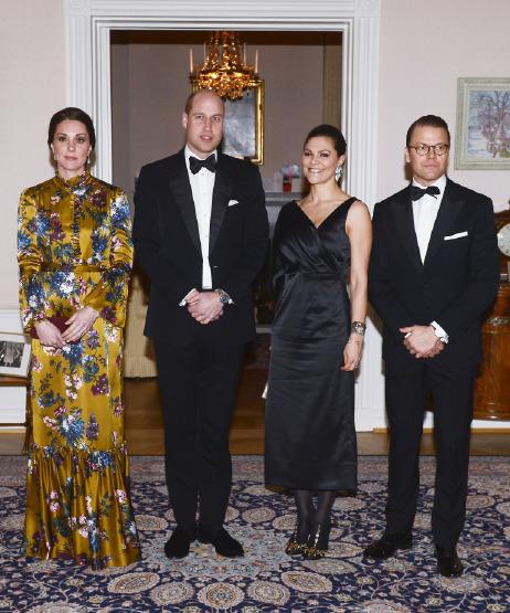 Kate Middleton, Cambridge Dükü William