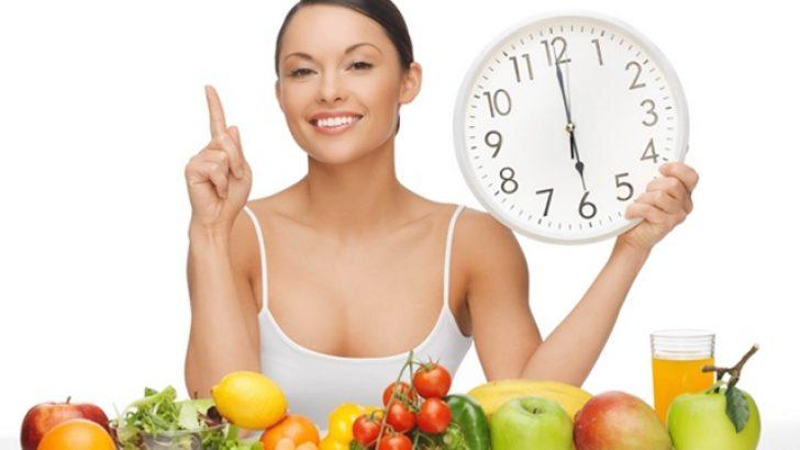 40 yaş sonrası metabolizma önemlidir!