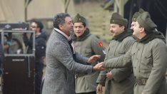 Mustafa Uslu: 'Ayla' filmine Güney Kore'de bürokratik engel var