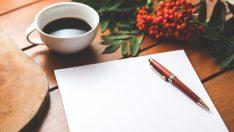 Roman nasıl yazılır? Kâğıt kalemi alın söylüyorum…