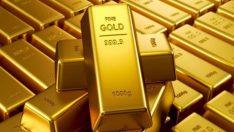 Altının kilogramı 163 bin 700 liraya geriledi
