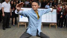 Alibaba'nın kurucusu film yıldızı oldu