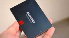 Samsung, 30 TB'lık dünyanın en büyük SSD'sini duyurdu