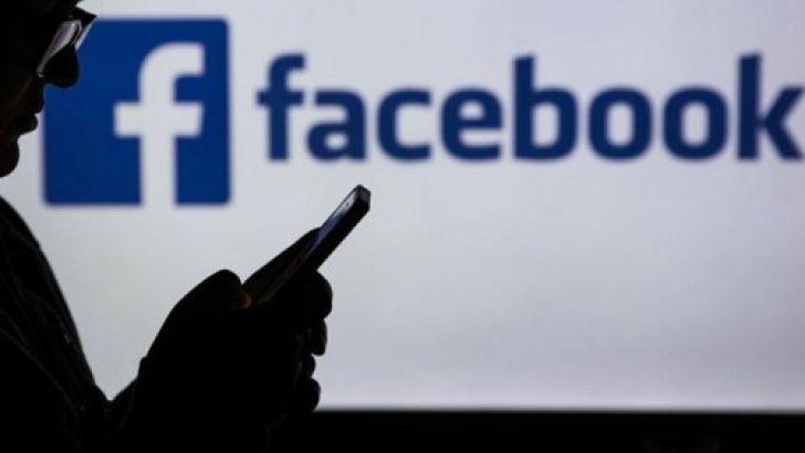 Facebook'tan skandal anket