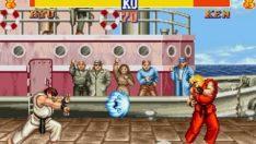 Street Fighter 2'nin AR modu bizleri sokağa dökecek!
