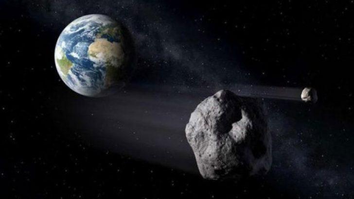 NASA planı hazırladı! Dünya'ya çarpabilir