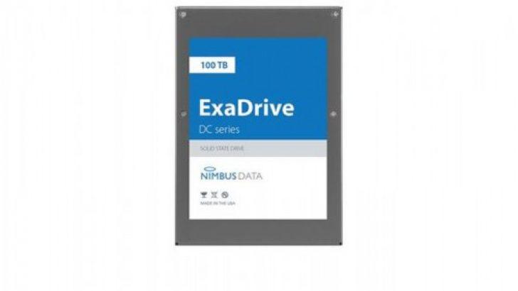 100 TB depolama alanıyla en büyük kapasiteli SSD Hard Disk