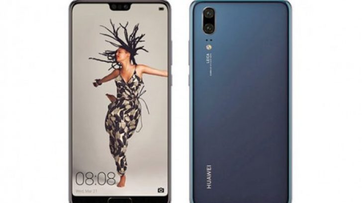 Huawei P20 tanıtıldı! İşte özellikleri