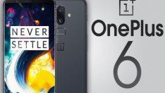 OnePlus 6'nın görüntüsü sızdırıldı