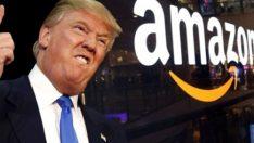 Trump şimdi de Amazon'un peşinde!
