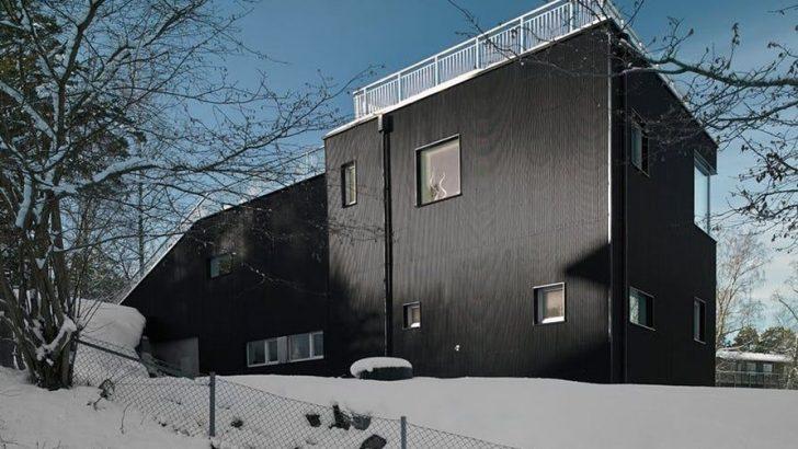 Dünyanın en güzel prefabrik evleri