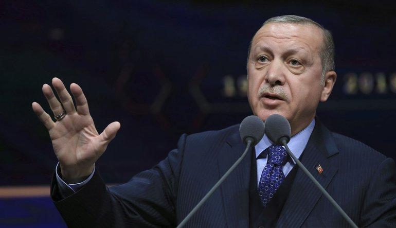 Erdoğan: Bir zeytindalı da Sincar'a olabilir