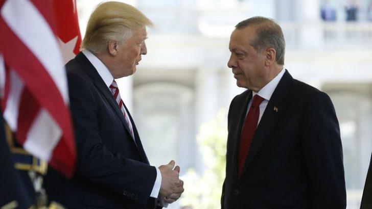 Erdoğan-Trump görüşmesinde ne konuşuldu?
