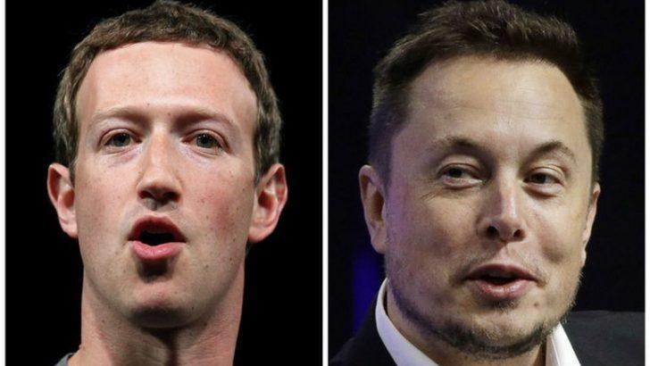"""Musk """"Facebook'u sil"""" kampanyasına katıldı"""