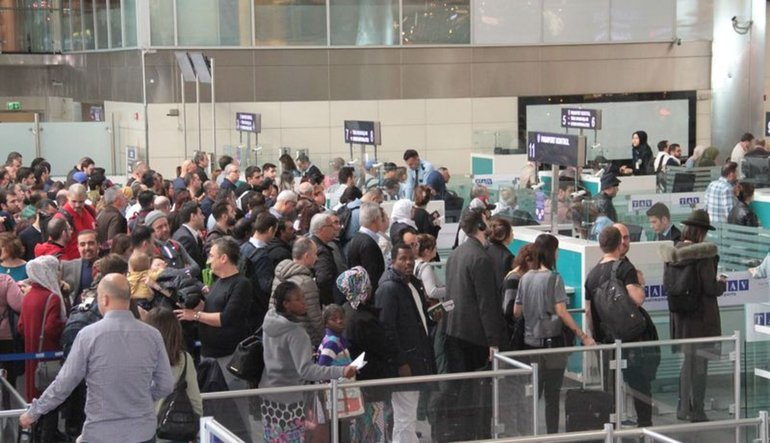 Yurtdışına çıkış harcı uçak biletinin içinde olacak