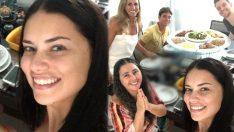 Adriana Lima'dan ayrılık iddialarına fotoğraflı yanıt!
