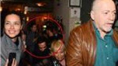 Metin Hara: Adriana annemin elini öptü!