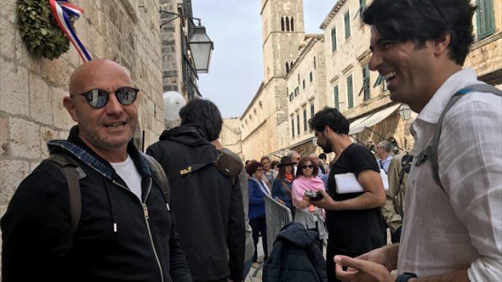 'Çocuklar Sana Emanet'  Dubrovnik çekimleri