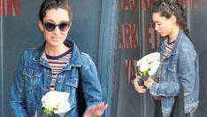 Hande Doğandemir: Çiçeğimi kendim aldım