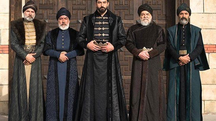 Mehmed'in paşaları görücüye çıktı!