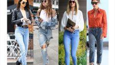 Jeanlerle de şık olabilirsiniz!